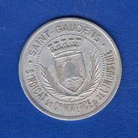 St Gaudens  25  Cents - Monétaires / De Nécessité