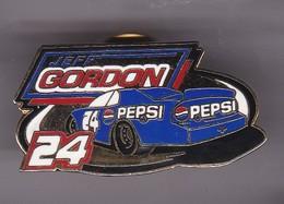 Pin's  24 HEURES PEPSI JEFF GORDON - F1