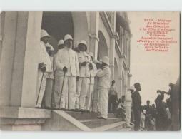 Voyage Du Ministre Des Colonies. DAHOMEY . Cotonou Avant Le Banquet Offer Par La Chambre De Commerce (Fortier 2619) - Dahomey