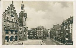 AK Hagen, Rathaus, O Um 1935 Bahnpost (28401) - Hagen