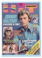 JOHNNY HALLYDAY Carte Postale N° HIT 113 PATRICK JUVET CLAUDE FRANCOIS - Entertainers