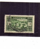 LIBANO LEBANON LIBAN 1930 1935 1932 BEIT-ED-DINE PALACE 1.50p USATO USED OBLITERE' - Libano