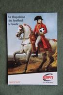 CPSM Publicitaire Football, Sortie Du Livre De Raymond KOPA - Reclame
