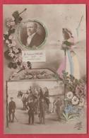 Monsieur Raymond Poincaré ... Président De La République Française - 1913 ( Voir Verso ) - Personnages