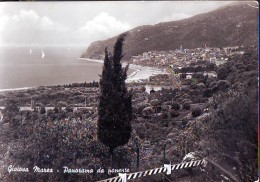 Gioiosa Marea (ME)  Veduta  Anni '50 - Italia