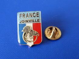 Pin's Militaire - équipe De France Sportive Joinville - Sport Aigle Blason Drapeau Français (LB70) - Army