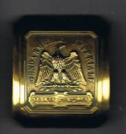 Boucle De Ceinturon  Gendarmerie Imperiale - Police