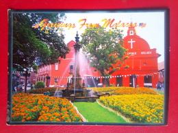 Dutch Square , Malacca - Malaysia