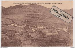 63 Thiers - Cpa / Vue Générale De La Vidalie. - Thiers
