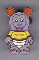 Pin's  PERSONNAGE FIGMENT DE DISNEY - Comics