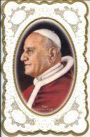 S 1444 - SANTINO TRAFORATO A PUNZONE - PAPA GIOVANNI XXIII - Religione & Esoterismo