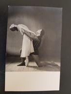 Ballet  - Dancer - Artist Ulanova In Romeo And Juliette - Old Soviet Postcard  - Rare! 1955 - Danse