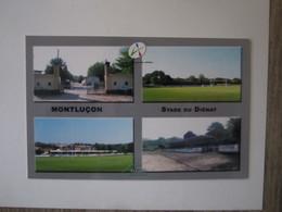 Stade DU DIENAT  MONTLUCON - Montlucon