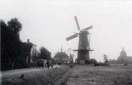 RAAMSDONK - Geertruidenberg (Noord-Brabant) - Molen/moulin - De Verdwenen Stellingmolen (1904-1944) - Geertruidenberg