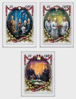 Letland / Latvia - Postfris / MNH - Complete Set 100 Jaar Republiek Letland 2017 - Letland