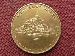 FRANCE Monnaie De Paris Mont Saint Michel 1999 - Monnaie De Paris