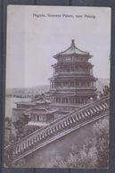 CHINA-CINA OLD POSTCARD  PAGODA  022 - China