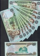 Iraq Irak 25 Dinars 1986 Pick 73 Fds Unc 10 Consecutivi Da Mazzetta - Iraq