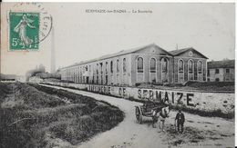 51 -- SERMAIZE-LES-BAINS - LA SUCRERIE - RAFFINERIE - Sermaize-les-Bains