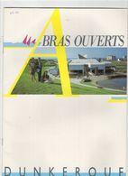 Bras Ouverts Dunkerque 12 Pages 18 Photos Dont : Le Port Ouest, Grand Panorama Du Port Est ... - Books, Magazines, Comics