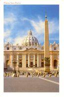 Vatican - Rome - Basilique Saint Pierre - Piazza San Pietro - 4096 - Vatican