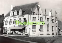 CPSM OOSTKAMP HET SCHAAK HOTEL RESTAURANT - Oostkamp