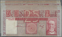 Netherlands / Niederlande: Set Of 21 Banknotes 25 Gulden 2x 1934, 1x 1937, 6x 1938, 2x 1939, 5x 1940 - Netherlands
