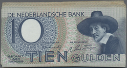 Netherlands / Niederlande: Set Of 25x 10 Gulden 1944 P. 59, 7x XF, 7x VF-, 11x F. (25 Pcs) - Netherlands