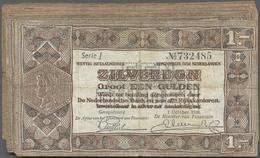 Netherlands / Niederlande: Set Of 41 Notes Zilverbon Containing 20x 2.50 Gulden P. 62 And 20x 1 Guld - Netherlands