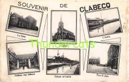 CPA SOUVENIR DE CLABECQ - Tubeke