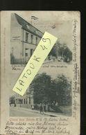 GRUSS AUS  SANDE 1909 - Oldenburg