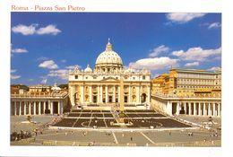 Vatican - Rome - Piazza San Pietro - 4104 - Vatican