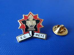 Pin's Militaire - EG Metz - Escadron Bataillon Du Génie ? (LB5) - Army