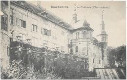 Trazegnies NA79: Le Château Côté Latéral - Courcelles