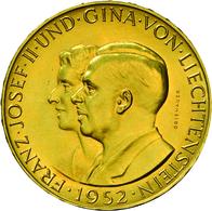 Liechtenstein - Anlagegold: Franz Josef II. 1938-1989: 100 Franken 1952; Gold 900/1000; 32.27 G; Div - Liechtenstein