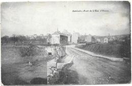 Jamioulx NA5: Pont De L'Eau D'Heure 1911 - Ham-sur-Heure-Nalinnes