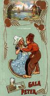 CHROMO CHOCOLAT GALA PETER AMSTERDAM - Chocolat