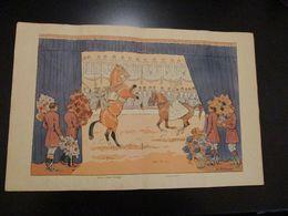 Programme Du Cirque Molier Paris - Circus Circo Zirkus 1930 - Cheval Pub D'époque Hermes Etc...  - 18 Pages - Bill-826 - Programmi