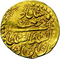 Indien: Iran, Qajars Fath' Alî Shâh, 1212-1250 H/1797-1834: Toman 1221H./1807, Isfahan; 4,56 G, Sehr - India