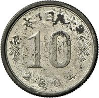 Japan: Hirohito 1926-1989: 10 Sen NE 2604 (1944) , Osaka. Für Die Besetzten Gebiete In Indonesien, K - Japan