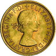 Großbritannien - Anlagegold: Lot 2 Goldmünzen: Georg V. 1910-1936: ½ Sovereign 1912, KM # 819, Fried - Great Britain
