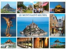 CPSM Le Mont Saint Michel    L2537 - Le Mont Saint Michel