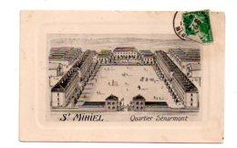 St Mihiel -quartier Sénarmont-voir état- - France