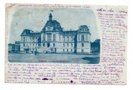 Evreux - L'Hotel De Ville-voir état - France
