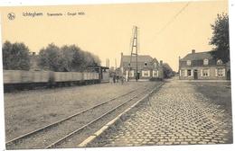 Ichteghem NA1: Tramstatie 1931 ( Tramway Vapeur ) - Ichtegem