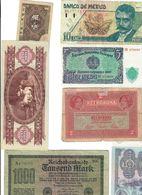 Syria Germania Messico E Varie Lotto 13 Banconote LOTTO 1448 - Siria