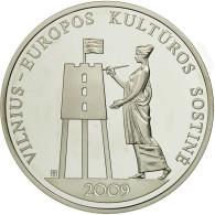 Monnaie, Lithuania, 50 Litu, 2009, FDC, Argent, KM:163 - Lituanie