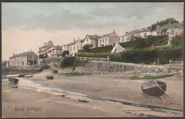 Rock Village, Cornwall, C.1905-10 - Frith's Postcard - England