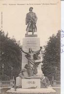 Militaria : METZ : ( Au Poilu Libérateur ) Extrait De Carnet - Monumenti Ai Caduti