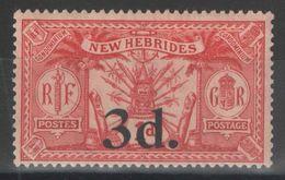 Nouvelles-Hébrides - YT 78 * - 1924 - Nuevos